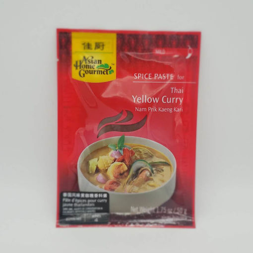Picture of AHG THAI YELLOW CURRY 50G