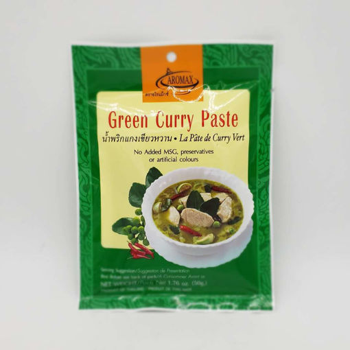 Picture of AROMAX GREEN CURRY PASTE 50G