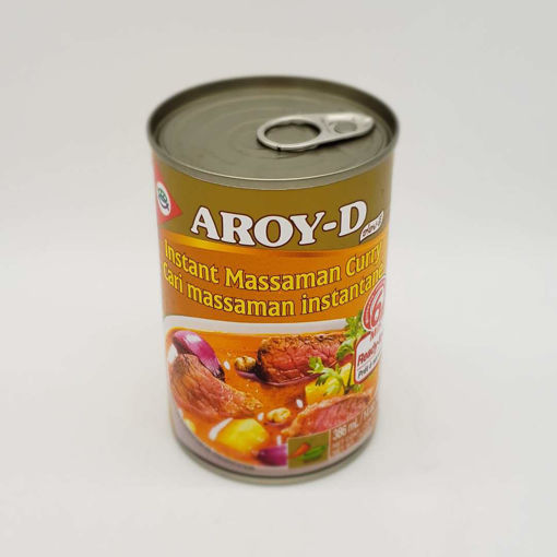 Picture of AROY D MASSAMAN CURRY 386ML