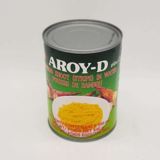 Picture of AROY D BAMBOO STRIPS 550ML