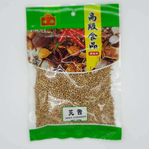Picture of CC DRIED CORIANDER 100G