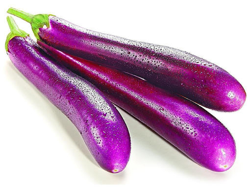 Picture of Eggplant Chinese (Around 1.5lb) 茄子