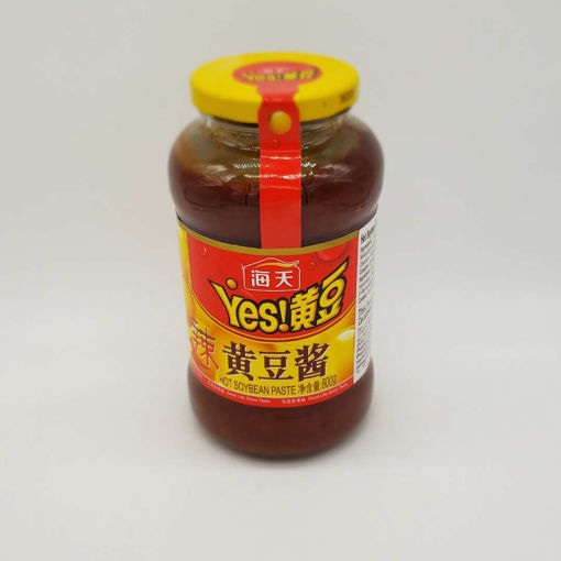 Picture of YES HOT SOYBEAN SAUCE 800G