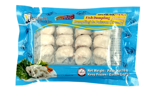 Picture of SEARAY FOODS FISH DUMPLING 150G