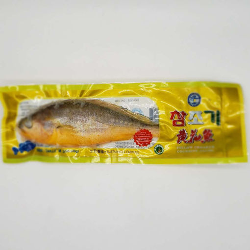 Picture of OCEAN MAMA WHOLE YELLOW CROAKER 黄花鱼 S