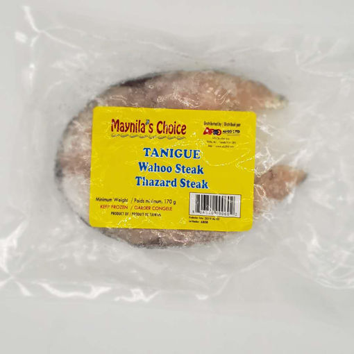 Picture of MAYNILAS CHOICE TANIGUE WAHOO STEAK SOLD BY WEIGHT