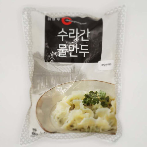 Picture of CHEW YOUNG ROO BOILED DUMPLINGS 800 GRAMS