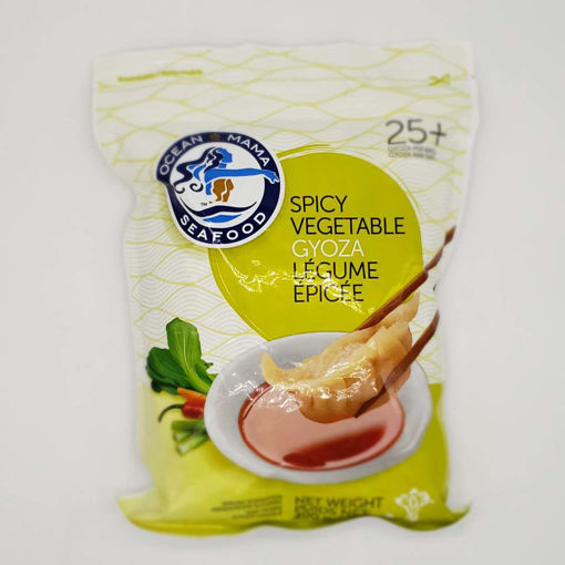 Picture of OCEAN MAMA SPICY VEGETABLE GYOZA 400G