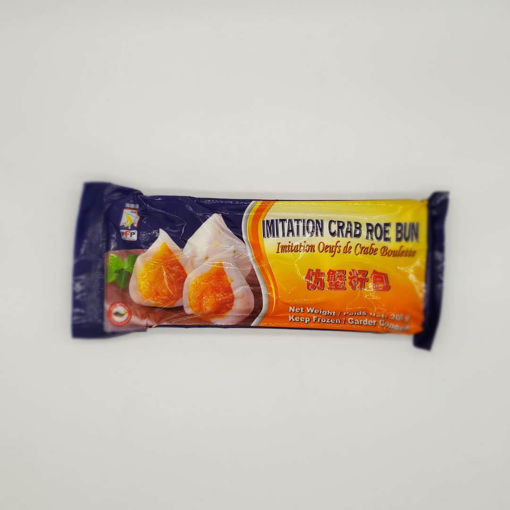 Picture of SEARAY FOODS IMITATION CRAB ROE BUN 200G