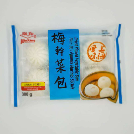 Picture of NANXIANG DRIED PICKED VEGETABLE BUN 300G