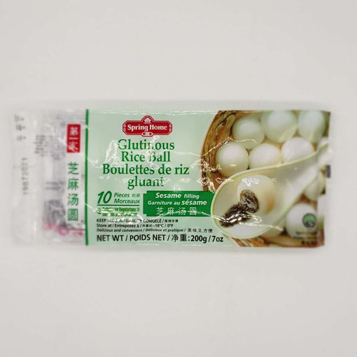 Picture of SPRING HOME GLUTINOUS RICE BALL 200G