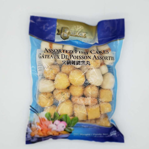 Picture of GOLD LABEL ASSORTED FISH CAKES 500G