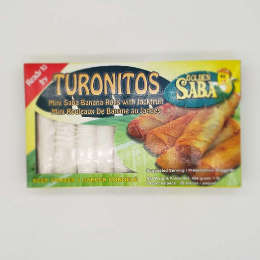 Picture of GOLDEN SABA TURONITOS 454G