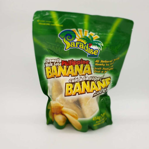 Picture of PARADISE FROZEN PHILIPPINE BANANA 454G