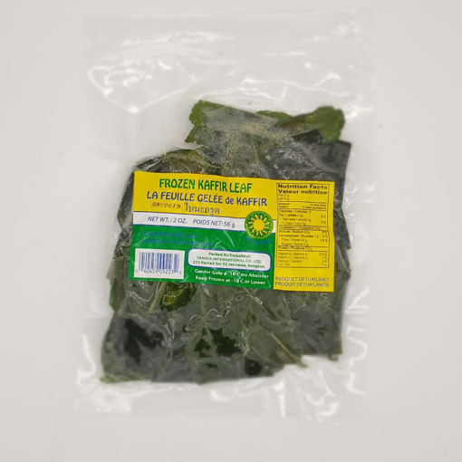 Picture of FROZEN KAFFIR LEAVES 56 GRAMS