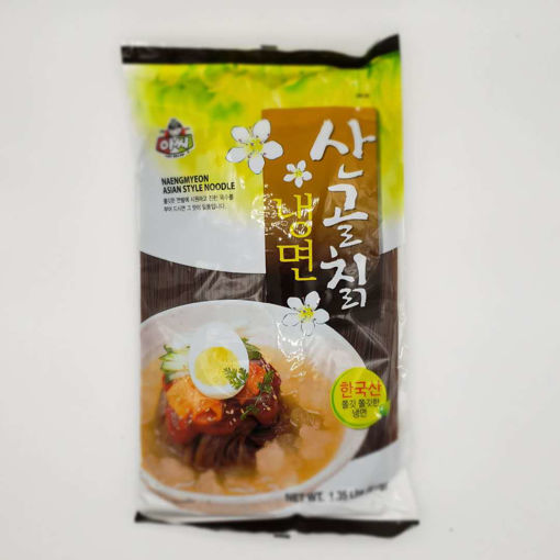 Picture of ASSI NAENGMYEON ASIAN STYLE NOODLE 612G 08013K
