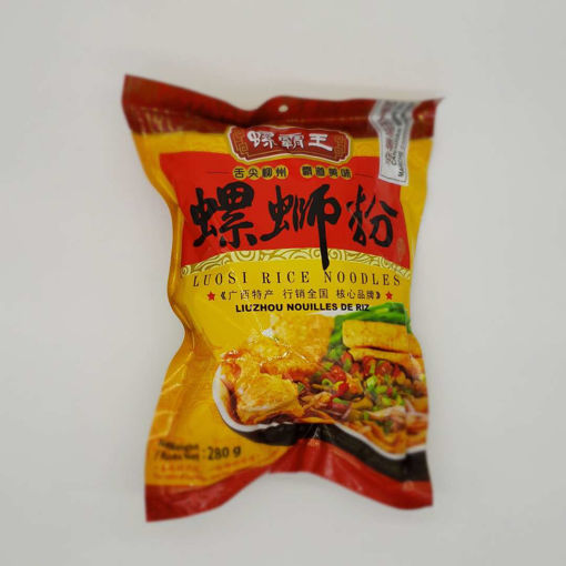 Picture of LUOBAWANG LUOSI RICE NOODLES 306G