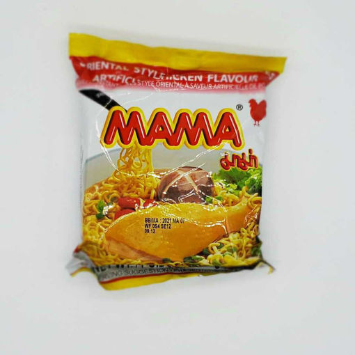 Picture of MAMA INSTANT NOODLE CHICKEN FLAVOUR 55G