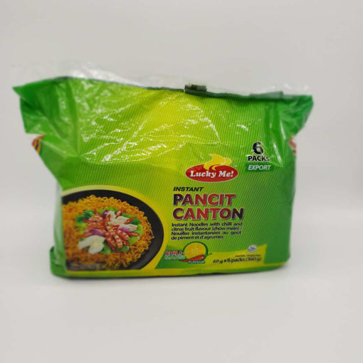 Picture of LUCKY ME CANTON KALAMANSI(6PK)