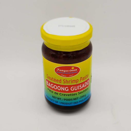 Picture of PA BAGOONG GUISADO SHRIMP PASTE 250G