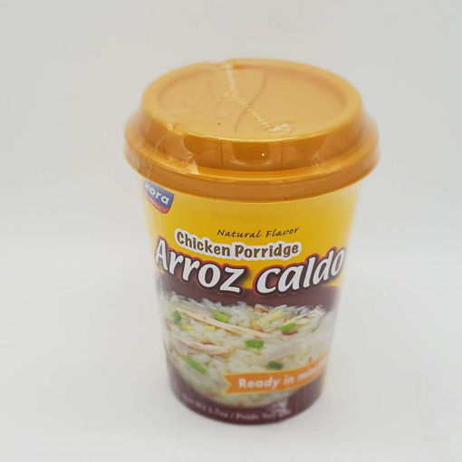 Picture of NORA ARROZ CALDO CHICKEN IN CUP 48G