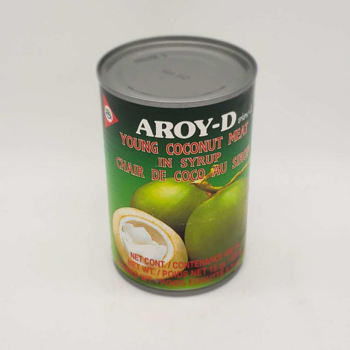 Picture of AROY D YOUNG COCONUT MEAT 400ML