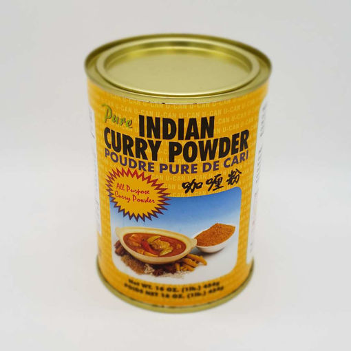 Picture of U CAN CURRY PURE INDIAN CURRY 454G