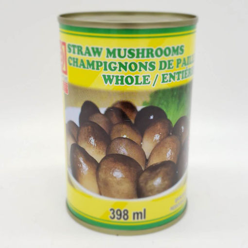 Picture of SF STRAW MUSHROOM WHOLE 398ML