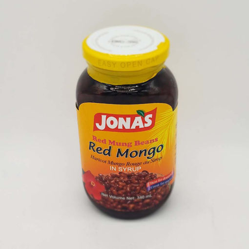 Picture of JONAS RED MUNG BEANS IN SYRUP 340ML