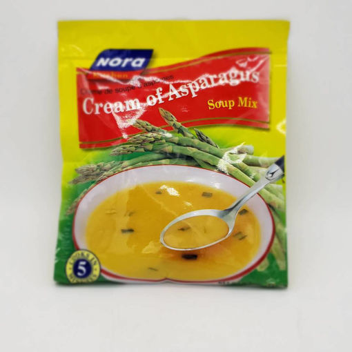 Picture of NORA CREAM OF ASPARAGUS SOUP MIX 70G