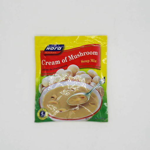 Picture of NORA CREAM OF MUSHROOM SOUP MIX 76G
