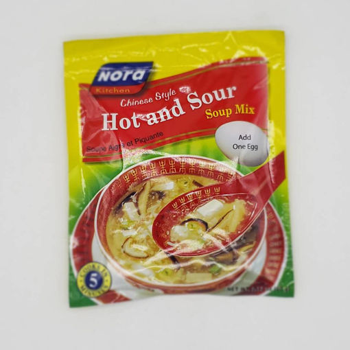Picture of NORA HOT & SOUR SOUP MIX 60G