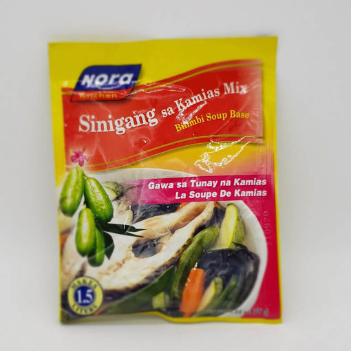 Picture of NORA SINIGANG KAMIAS MIX 37G