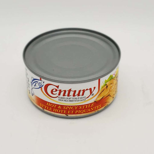 Picture of CENTURY TUNA HOT & SPICY STYLE 180G