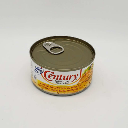 Picture of CENTURY TUNA IN SOYA OIL 180G