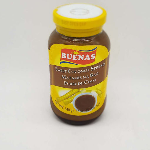 Picture of BUENAS SWEET COCONUT SPREAD 340G