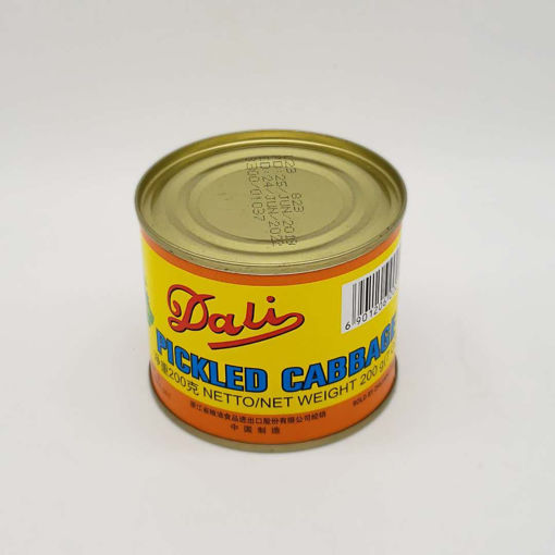 Picture of DALI PICKLED CABBAGE 200G