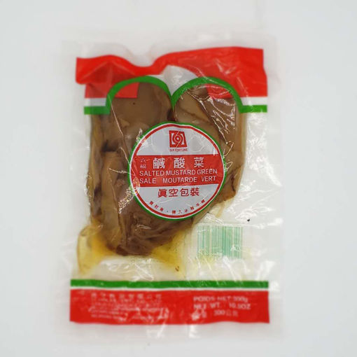 Picture of SF SALTED MUSTARD GREEN VACUUM PACK 300G