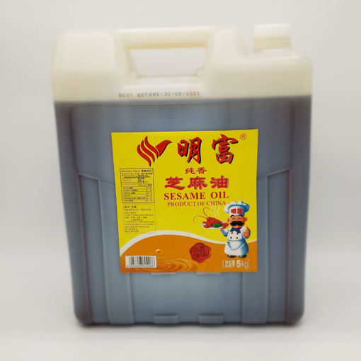 Picture of SESAME OIL 5KG