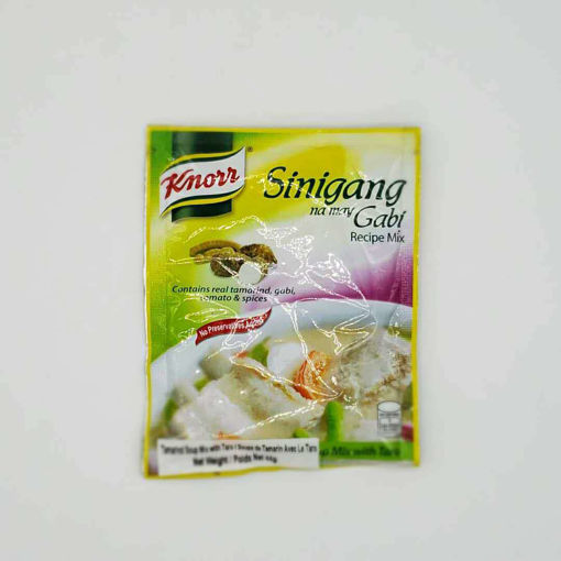Picture of KNORR SINIGANG GABI MIX 44G