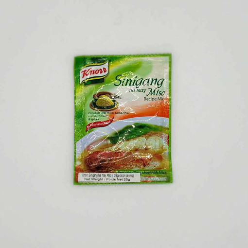 Picture of KNORR SINIGANG NA MAY MISO SOUP BASE 25G