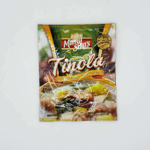 Picture of MS TINOLA GINGER BASE 25G