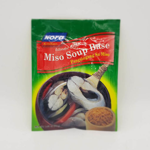 Picture of NORA MISO SOUP BASE 30G