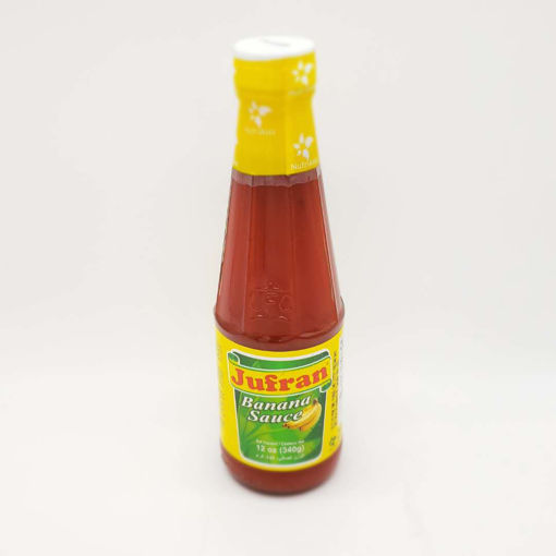 Picture of JUFRAN BANANA SAUCE 320G