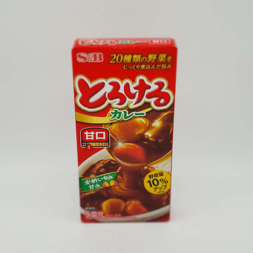 Picture of S&B MILD CURRY SAUCE POWDER 90G