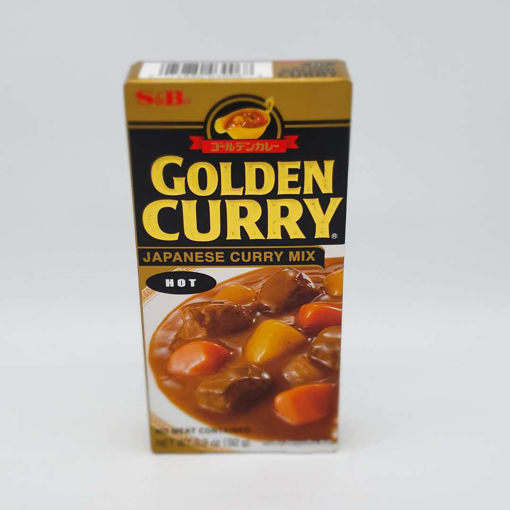 Picture of SB GOLDEN CURRY HOT 92G