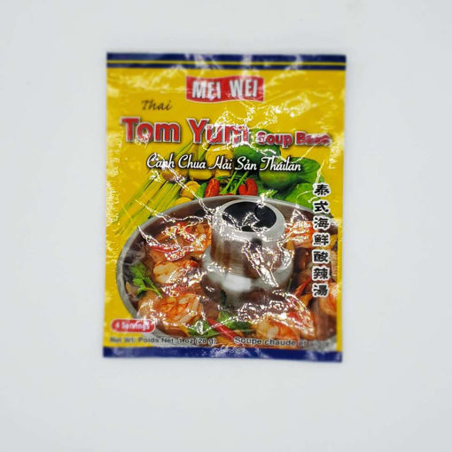 Picture of MEI WEI TOM YUM SOUP BASE 28G