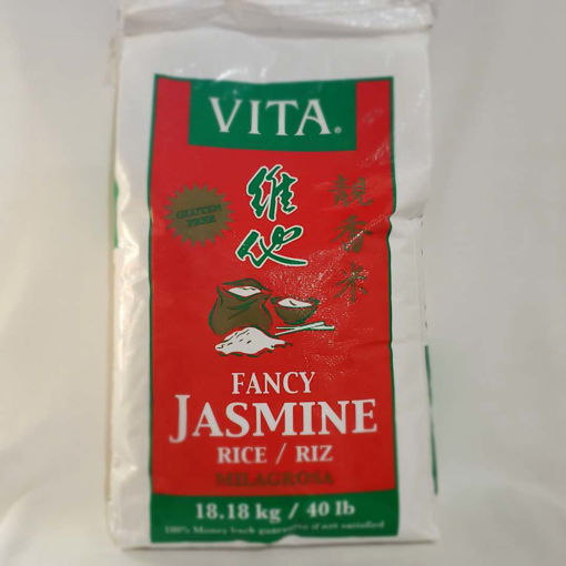 Picture of VITA FANCY JASMINE RICE 40LB